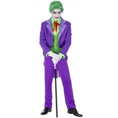 Disfraz de Joker Elegante para Hombre Halloween Disfraces, Costume Accessories, Costumes, Batman, Fashion, Pants, Clothing, Halloween Party, Clowns