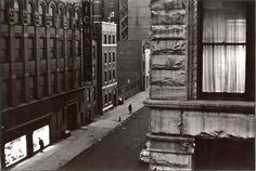 brooklyn at dusk, 1968 • william gedney