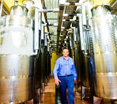 """Wine Industry - """"We've achieved energy savings of 40% since commissioning CARE to re-engineer and upgrade our refrigeration plant"""""""