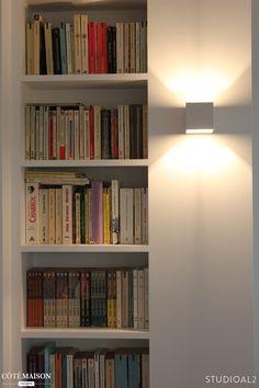 Aménagement d'un appartement familial de 75m2 à St Germain en Laye, Studio AL2 - Côté Maison Projets
