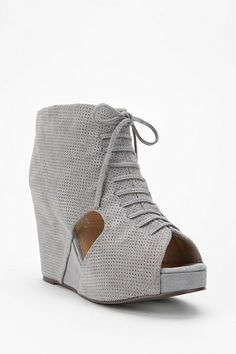Jeffrey Campbell Roks Wedge - Urban Outfitters