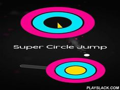 Super Circle Jump  Android Game - playslack.com , Control a tiny leaping  white disk. Jump from one circle to the other and be swift, they disappear with time. Train your reactions and speed of your fingers in this non-stative game for Android. Jump between multicoloured rings on the line. The rings roll around line. strive to jump from one ring to another as swift as accomplishable, because each side around the ring will demolish it. If the ring is wrecked  before you jump, the game is…