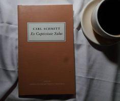 A piece of Carl Schmitt story in his exile #bookreview #books #bookstagram #carlschmitt #germany
