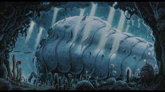paintings hayao miyazaki bugs artwork nausicaa of the valley of the wind 1920x1080 wallpaper_www.wallpaperhi.com_8