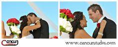 The kiss  Dreams Cancun Resort, Mexico  www.cancunstudios.com