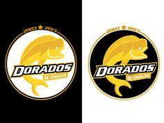 Revisión del logo de Dorados de Sinaloa para la temporada 2013/2014.