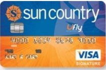 suncountry airline | Ufly Rewards Plus | VISA Signature