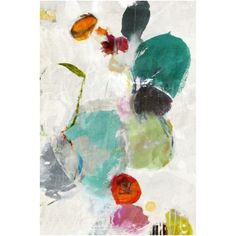 Enchanted III - Accessories - Canvas Art - Abstract