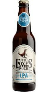 The Foxes Rock IPA 50cl | thebeerclub.ie