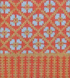 150 Scandinavian Motifs from KnitPicks.com Knitting by Mary Jane Mucklestone