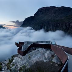 10 must-see landmarks on Norway's scenic tourist trails