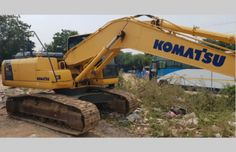 Excavator for Sale - Buy Used Komatsu 2015 Excavator Online, Product ID: 447953 | Infra Bazaar