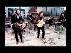 http://youtu.be/EBuubeHBuQY - dig a pony complete in audio stereo rooftop concert