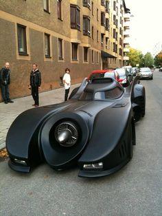 Batmobile (Replica)