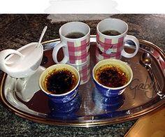 Mezza tazza di tè: Creme brulée alla vaniglia