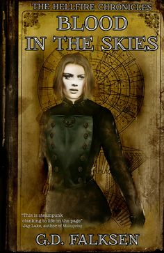 Blood In The Skies | Top 10 Steampunk Books Of 2011
