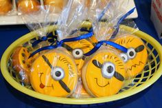 Despicable Me Birthday Party Ideas | Photo 1 of 36