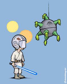 Death Star Pinata