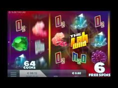 The Lab - http://onlinecasinos.best/pokies/thelab/