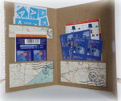 Elke Kaart Een Feestje!: Workshop 69 Postzegelmapje