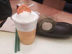 Osulloc korea fusion cafe @myungdong, seoul