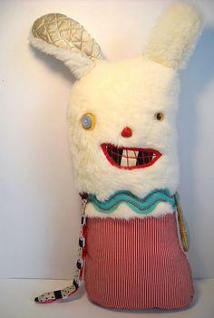 Foster Monster Bunny, via Flickr.