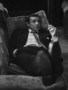 The smoothest James Bond