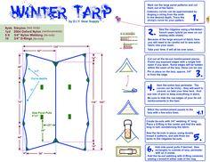 DIYGS - Winter Tarp
