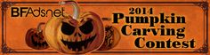 Pumpkin carving contest 2014