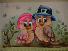 Fases das coelhinhas lindad😊😊😊😊 China Painting, Tole Painting, Fabric Painting, Painting On Wood, Ceramic Painting, Canvas Photo Transfer, Owl Art, Cartoon Pics, Picture On Wood
