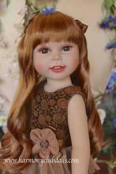 "HARMONY CLUB DOLLS 18"" Doll store www.harmonyclubdolls.com"