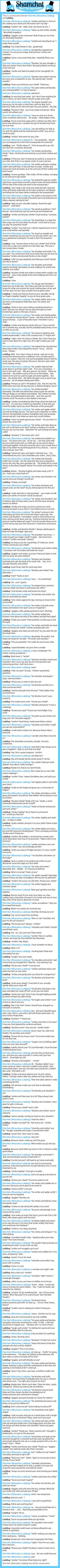 A conversation between LadyBug and Chat-Noir (Miraculous Ladybug)