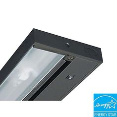 Pro-series 46 In. Fluorescent Black Undercabinet Fixtures Reviews | Under Cabinet Lighting