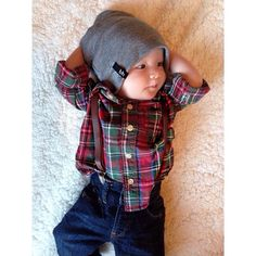 Kicking back in total style!! Ledger is looking perfect for his family pics in our Faux Leather suspenders & Stone Bandit Beanie available online now! ✌️What an awesome outfit!! Thanks for the super cute pic @katelyn_foley_ Website open for another 7hrs and then well be shut for a week! www.beauhudson.co