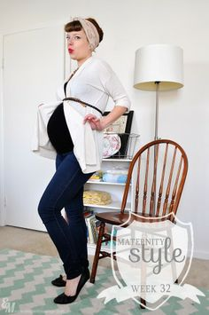 Maternity Pin Up @Laura Jayson Jayson Kimball Metz Kloeppel Yep this has to happen!