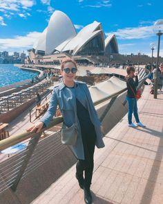 Instagram의 이콩시 님: #호주#시드니#오페라하우스#날씨왕굿 #daily#instadaily#austraila#sydney #operahouse#travelgram