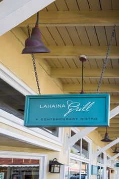 Lahaina Grill Maui A Honeymoon Favorite And We Go Back Every Time