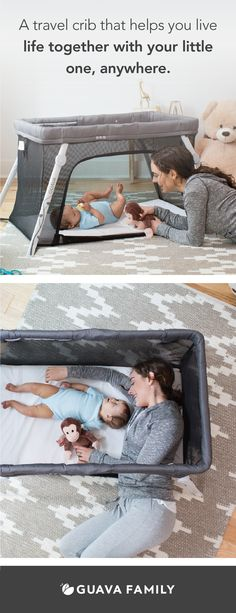 What if your crib could fit in a backpack and set up in 15 seconds? Introducing The Lotus Travel Crib. Featuring a 15 second setup, backpack portability, and zippered side door, your little one will love it just as much as you do.