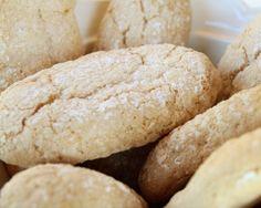 Sicilian Savoiardi Cookies
