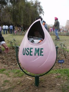 Saw these trash bins all over Chandigarh and it cracked me up because usually the trash was on the ground surrounding the bin. This one is at the Rose Garden in Chandigarh.