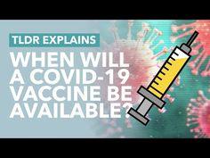 Coronavirus Vaccine: How Long Do We Have to Wait? - TLDR News Uk Politics, Biology, United Kingdom, Globe, Waiting, Make It Yourself, News, Health, Check