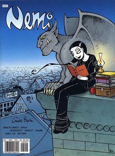 Nemi comic book nr 12