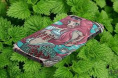 Mermaid Zombie 3D case iPhone 5/5S/5C,4/4S,Samsung Galaxy S5/S4/S3 #iPhonecase #iPhoneCover #3DiPhonecase #3Dcase #S4 #s5 #S5case