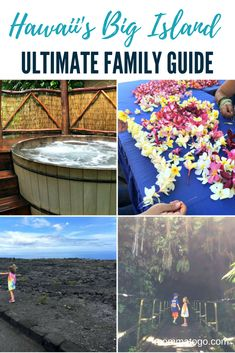 The Ultimate Guide to Hawaii's Big Island with Kids. All the best of the Big Island of Hawaii. #Hawaii #Kona #Travel #FamilyTravel #HawaiiTravel Hawaii Vacation Tips, Hawaii Travel Guide, Hawaii Destinations, Vacation Trips, Travel Tips, Family Vacations, Vacation Ideas, Vacation Travel, Dream Vacations