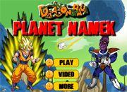 Dragon Ball Z Planet Namek   Juegos dragon ball - jugar online