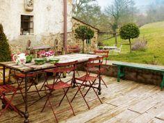 House tour, a lovely Tuscany house