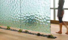Varia Ecoresin® translucent resin panels are as diverse as your imagination. Made standard from a minimum of 40% pre-consumer recycled resin-
