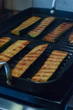 A simple marinade and easy grilling method make this Balsamic Grilled Zucchini an easy side dish for any night of the week. Grilled Zucchini, Grilled Vegetables, Grilled Pizza, Side Dishes Easy, Side Dish Recipes, Vegetable Dishes, Vegetable Recipes, Grilling Recipes, Cooking Recipes