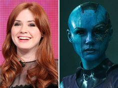 Karen Gillian as Nebula