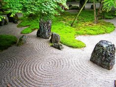 I just had an Idea! So you FINALLY get your zen garden the way you like it and then some idiot comes along and messes up your... uh, Zen! Spray glue, and lots of it, to hold the sand in place. Then your Zen can look as good as it has always been